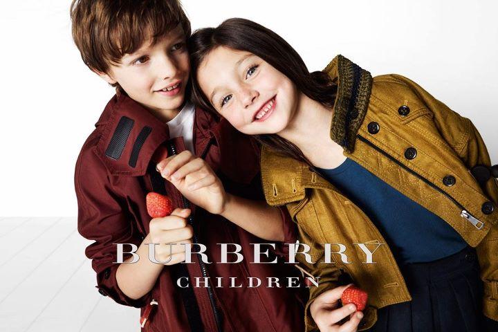 Burberry Kids Jacket