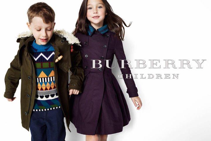 9105c86848fb Burberry Coat Kids