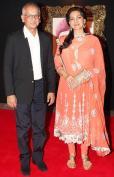 Jai Mehta and Juhi Chawla