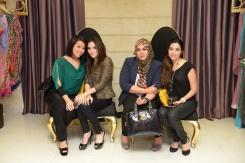 Janie, Muznah, Maria, Safa