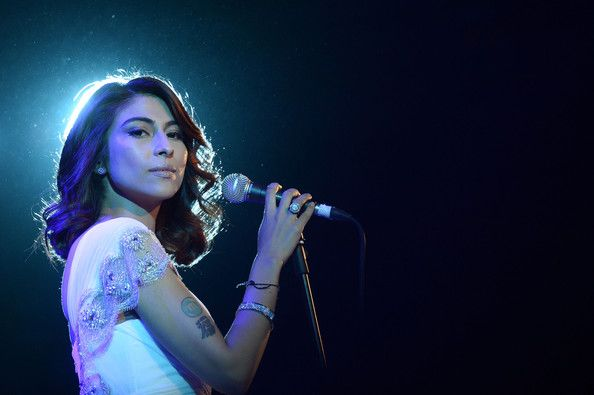 Meesha Shafi et les sessions Coke Studio dans Pakistan