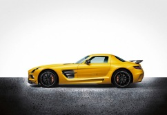 SLS AMG CoupŽ Black Series, AMG Solarbeam, (C 197), 2012