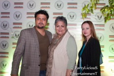Babar, Seemi and Meg