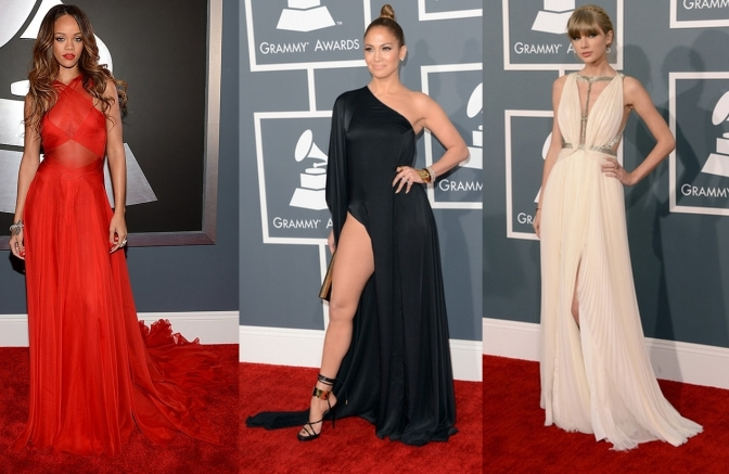 Grammy 2013 – The Red Carpet Stunners
