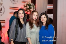 Mehreen, Izza and Farheen