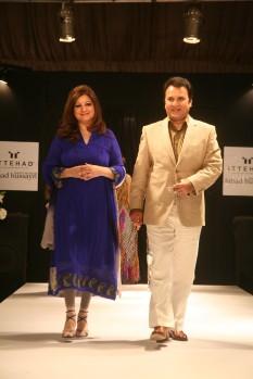 Mr. & Mrs. Behroze Sabzwari