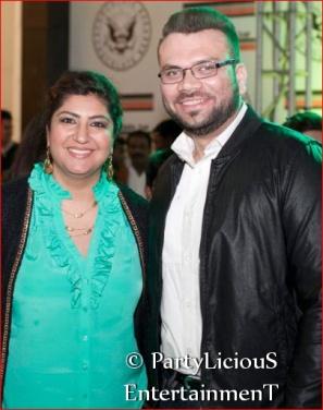 Rima and Zubair