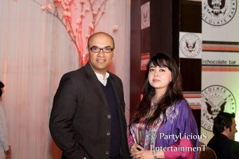 Tahir and Maria B