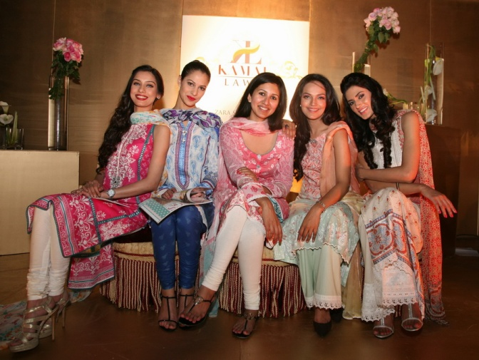 Kamal Lawn by Zara Shahjahan Lahore Launch