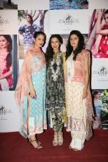Cybil, Nooray and Nadia Ali