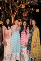 Cybil, Nooray, Nadia Ali and Zara Shahjahan (2)