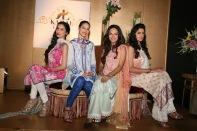 Nooray, Cybil, Aamina Sheikh and Nadia Ali (2)