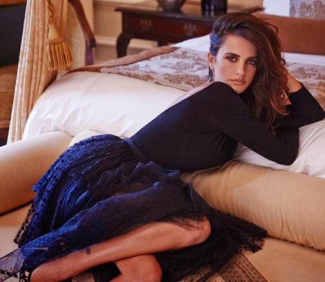 Penelope Cruz for Mariano Vivanco for The Edit November 2013