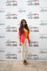 Alizeh Waqar at the Luscious Cosmetics Designer Nail Polishes launch