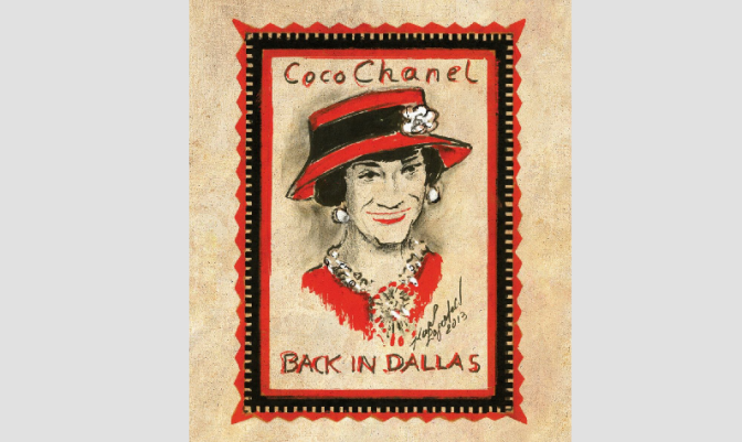 CHANEL hits Dallas with The Métiers d'Art Fashion Show!