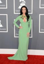 Katy Perry - Red Carpet Stunners at Grammy Awards 2013