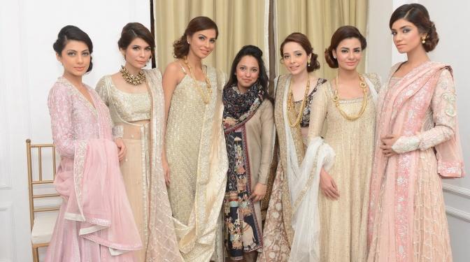 Nida Azwer Fashion Soirée