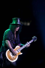 Slash Live in Concert in Dubai 2013