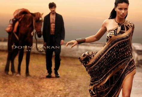 Adriana Lima for Donna Karan 2014-001