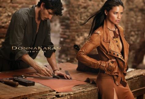 Adriana Lima for Donna Karan 2014-002