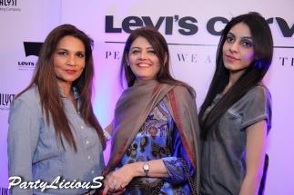 Frieha Altaf, Samina Maleeh & Mahvash