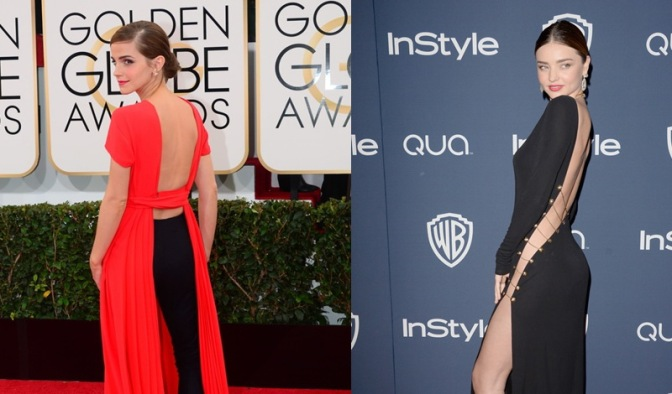 Red Carpet Arrivals at the Golden Globe 2014