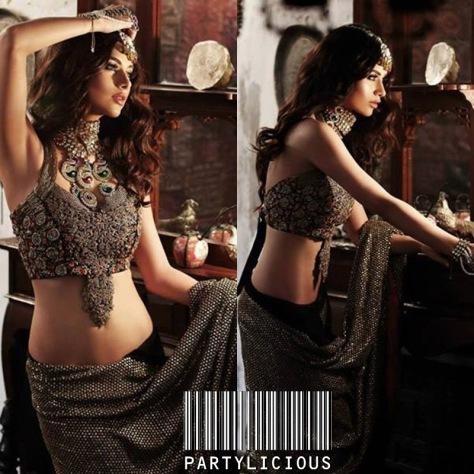 Huma Khan for Designer Sahar Atif 4