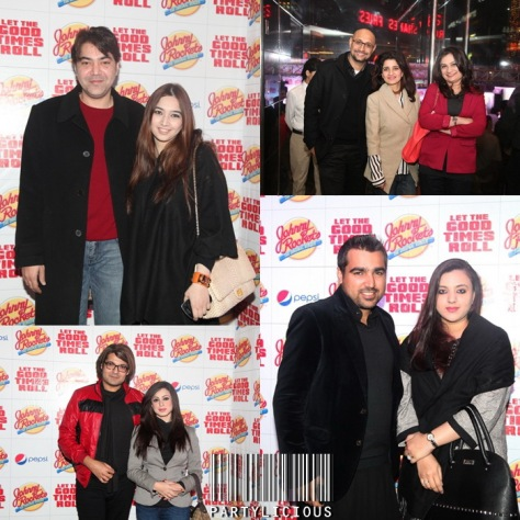 Johnny Rockets Launch 2