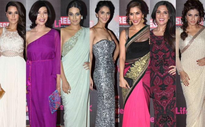 20th Annual Life OK Screen Awards 2014 – Red Carpet Arrivals