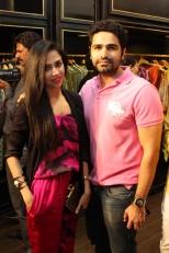 Maha Burney & Umair Tabani