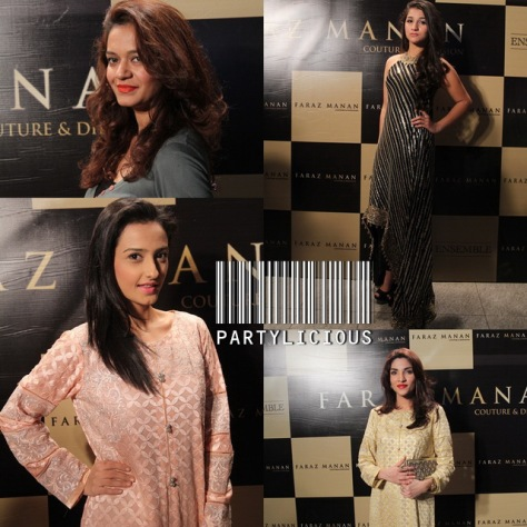 Monica, Momal Sheikh, Pareshay and Xahlay Sarhadi