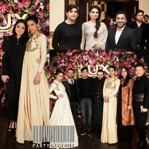 Sana & Nooray Bhatty - Jalal, Seher Latif & Rana Noman - Sidra, Kami, Jalal, Fahad, Nooray & Mohsin