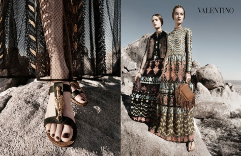 Valentino SS Collection 2014 15