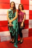 Zoe Viccaji & Ayesha Omer