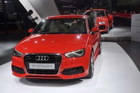 Audi A3 1.8T Quattro sedan