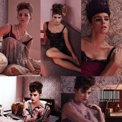Emma Watson - Wonderland Magazine 1