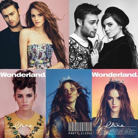 Emma Watson - Wonderland Magazine 2