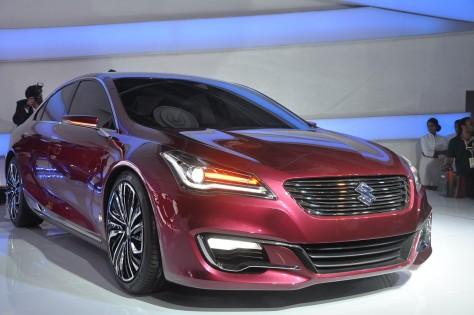 Maruti Ciaz Concept car