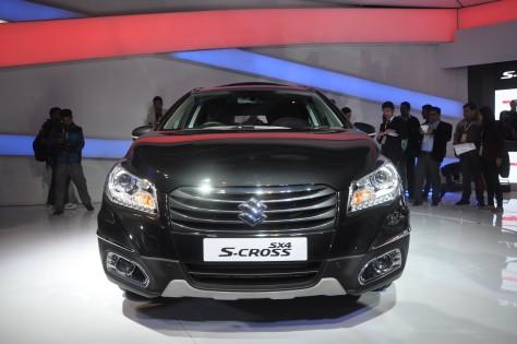 Maruti SX4 S-Cross